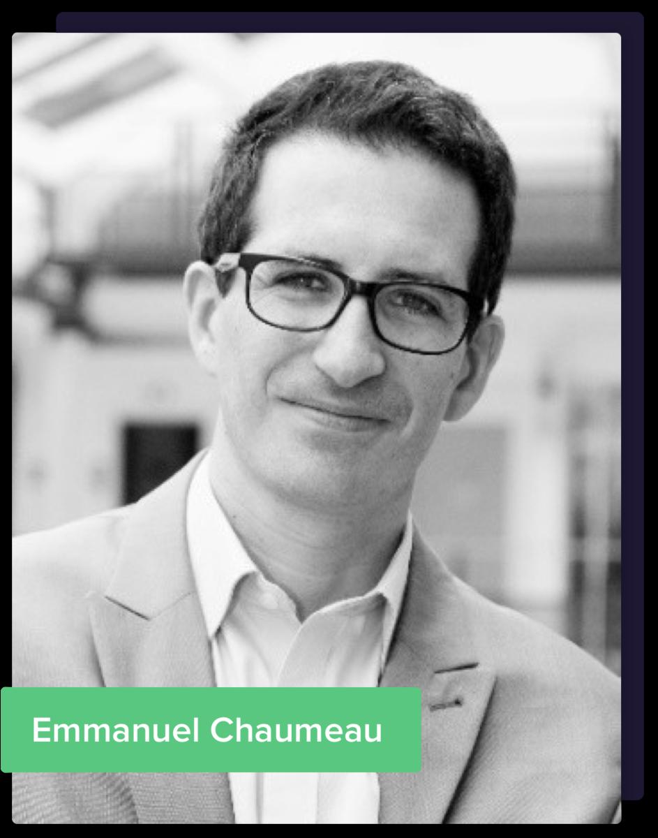 Emmanuel Chaumeau, nouveau CEO du groupe iRaiser