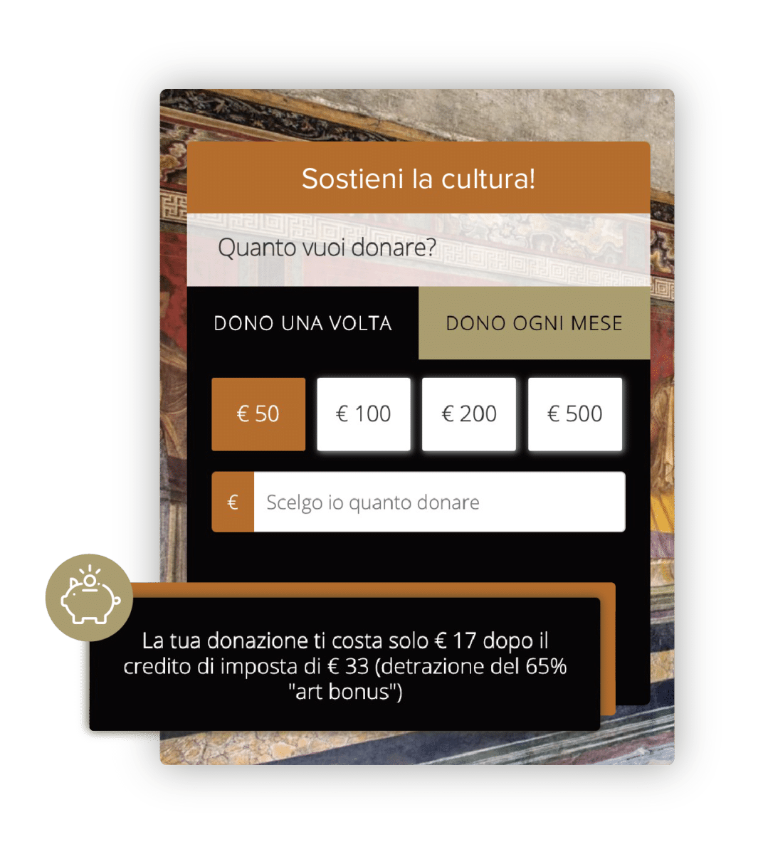 Digital Fundraising e Art Bonus: l'opportunità è adesso.